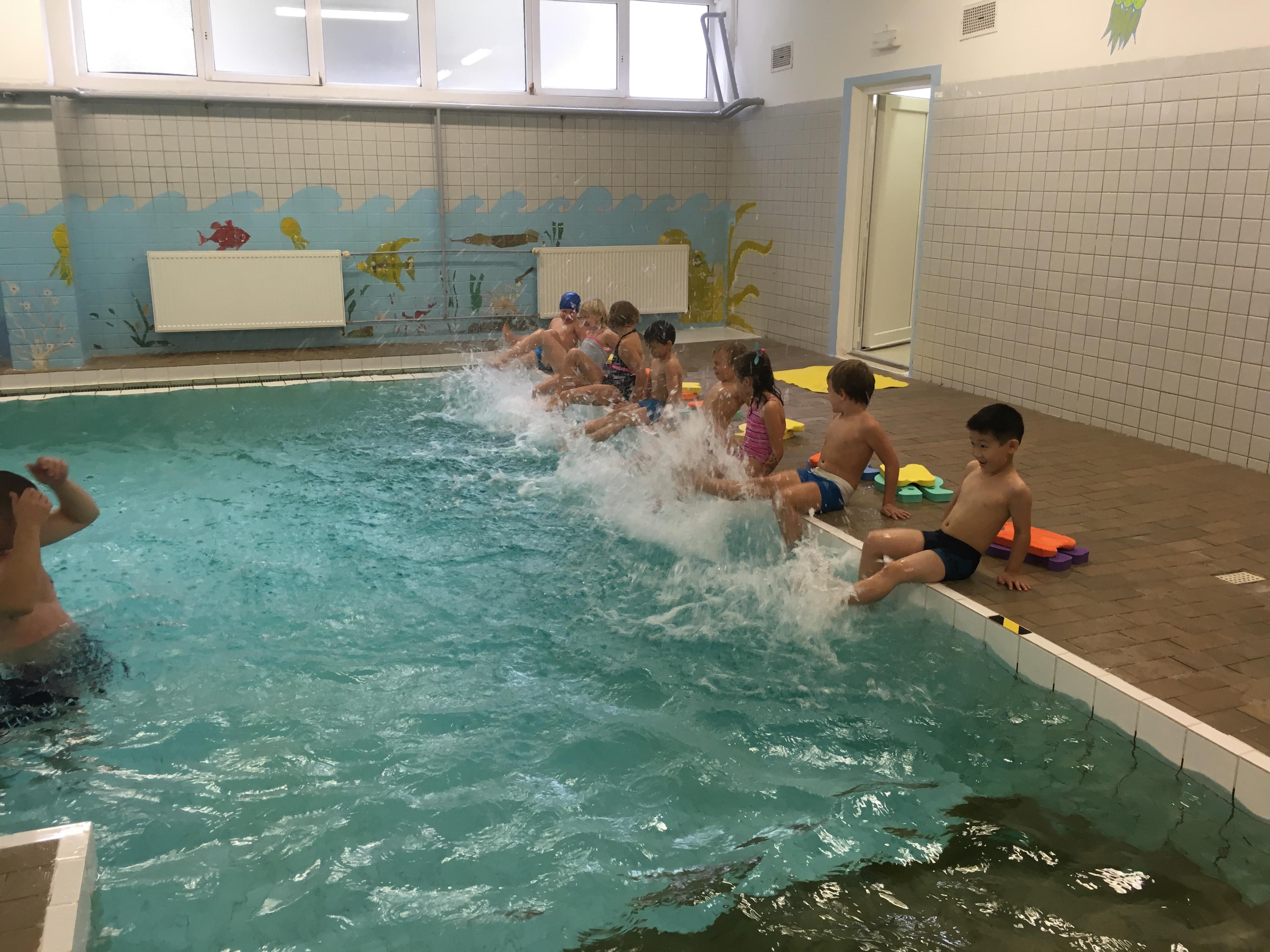 Lekce plavání zahájeny! 9c5ed9f985